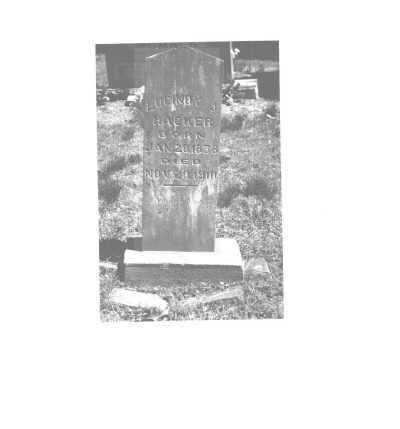 COLEMAN HACKER, LUCINDA J - Pope County, Arkansas | LUCINDA J COLEMAN HACKER - Arkansas Gravestone Photos