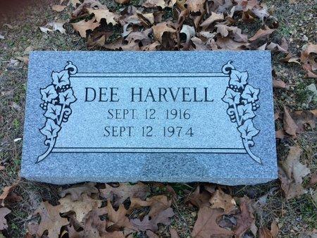 HARVELL, DEE - Pope County, Arkansas   DEE HARVELL - Arkansas Gravestone Photos