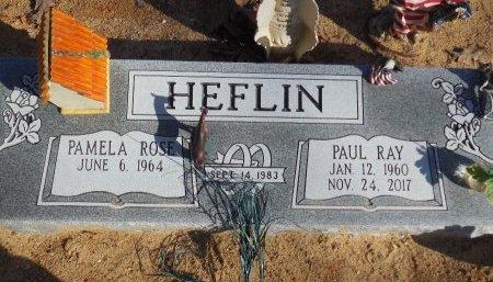 HEFLIN, PAUL RAY - Pope County, Arkansas | PAUL RAY HEFLIN - Arkansas Gravestone Photos