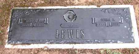 LEWIS, ORELLI E - Pope County, Arkansas | ORELLI E LEWIS - Arkansas Gravestone Photos