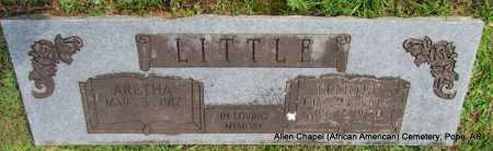 SMITH LITTLE, ARETHA - Pope County, Arkansas | ARETHA SMITH LITTLE - Arkansas Gravestone Photos