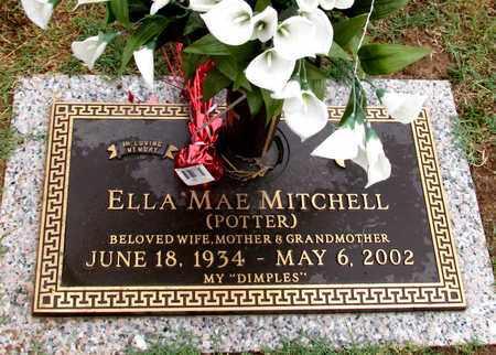 MITCHELL, ELLA MAE - Pope County, Arkansas | ELLA MAE MITCHELL - Arkansas Gravestone Photos