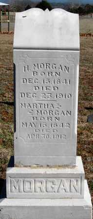 MORGAN, MARTHA - Pope County, Arkansas | MARTHA MORGAN - Arkansas Gravestone Photos