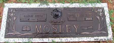 MOSLEY, ROUTH C - Pope County, Arkansas | ROUTH C MOSLEY - Arkansas Gravestone Photos