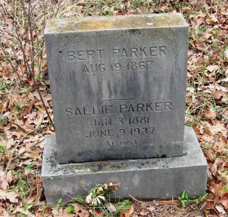 PARKER, SALLIE - Pope County, Arkansas   SALLIE PARKER - Arkansas Gravestone Photos