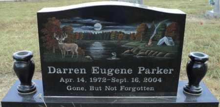 PARKER, DARREN EUGENE - Pope County, Arkansas | DARREN EUGENE PARKER - Arkansas Gravestone Photos