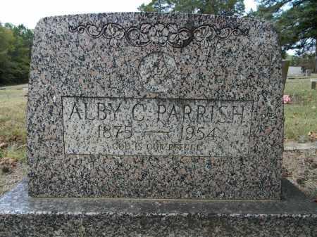 PARRISH, ALBY C - Pope County, Arkansas | ALBY C PARRISH - Arkansas Gravestone Photos