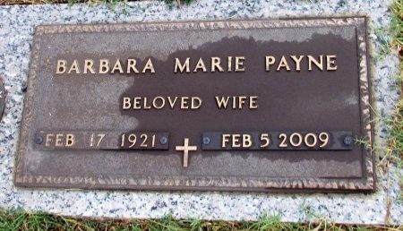 PAYNE, BARBARA MARIE - Pope County, Arkansas | BARBARA MARIE PAYNE - Arkansas Gravestone Photos