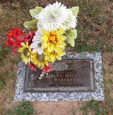 ROBERTS, KAITLYN MICHELLE - Pope County, Arkansas | KAITLYN MICHELLE ROBERTS - Arkansas Gravestone Photos