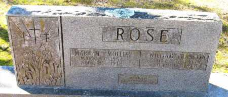 """LINTON ROSE, MARY M """"MOLLIE"""" - Pope County, Arkansas 