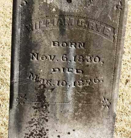 RYE, WILLIAM G - Pope County, Arkansas   WILLIAM G RYE - Arkansas Gravestone Photos
