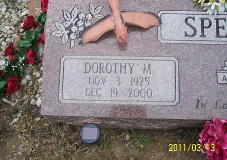 SPENCER, DOROTHY M - Pope County, Arkansas | DOROTHY M SPENCER - Arkansas Gravestone Photos