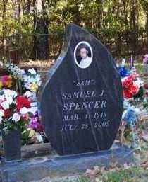 SPENCER, SAMUEL J - Pope County, Arkansas | SAMUEL J SPENCER - Arkansas Gravestone Photos