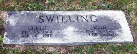SWILLING, RUTH - Pope County, Arkansas   RUTH SWILLING - Arkansas Gravestone Photos