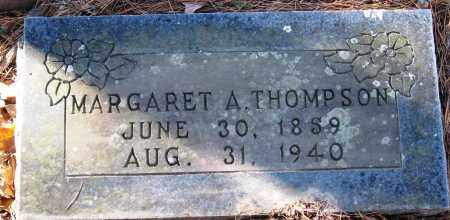 CAGLE THOMPSON, MARGARET A - Pope County, Arkansas   MARGARET A CAGLE THOMPSON - Arkansas Gravestone Photos