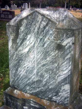 WHEELER, ALEXANDER - Pope County, Arkansas | ALEXANDER WHEELER - Arkansas Gravestone Photos