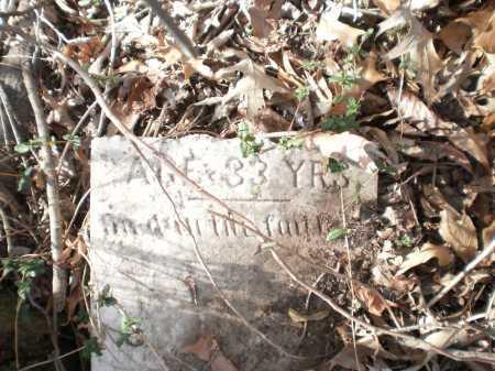 AGER, EMILY (BOTTOM) - Prairie County, Arkansas | EMILY (BOTTOM) AGER - Arkansas Gravestone Photos