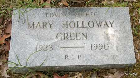 GREEN, MARY - Prairie County, Arkansas   MARY GREEN - Arkansas Gravestone Photos