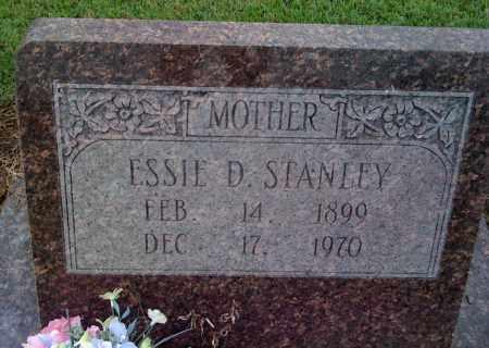 STANLEY, ESSIE D - Prairie County, Arkansas | ESSIE D STANLEY - Arkansas Gravestone Photos