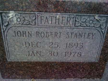 STANLEY, JOHN ROBERT - Prairie County, Arkansas | JOHN ROBERT STANLEY - Arkansas Gravestone Photos