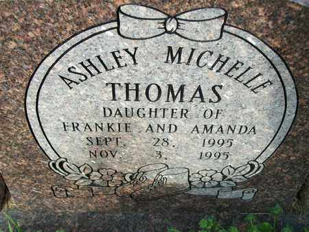 THOMAS, ASHLEY MICHELLE - Prairie County, Arkansas   ASHLEY MICHELLE THOMAS - Arkansas Gravestone Photos