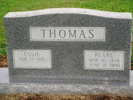 THOMAS, PEARL - Prairie County, Arkansas   PEARL THOMAS - Arkansas Gravestone Photos