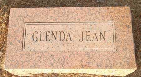 UNKNOWN, GLENDA JEAN - Prairie County, Arkansas | GLENDA JEAN UNKNOWN - Arkansas Gravestone Photos