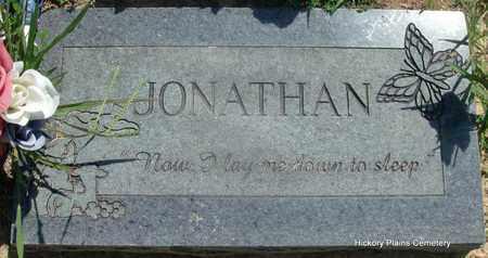 UNKNOWN, JONATHAN - Prairie County, Arkansas | JONATHAN UNKNOWN - Arkansas Gravestone Photos