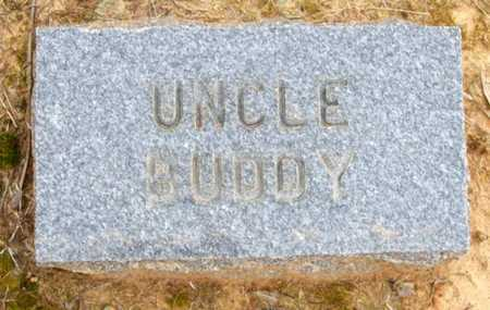 UNKNOWN, UNCLE BUDDY - Prairie County, Arkansas | UNCLE BUDDY UNKNOWN - Arkansas Gravestone Photos