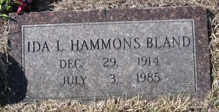BLAND, IDA L - Pulaski County, Arkansas   IDA L BLAND - Arkansas Gravestone Photos