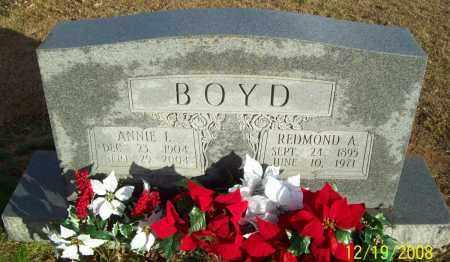 BOYD, ANNIE L. - Pulaski County, Arkansas | ANNIE L. BOYD - Arkansas Gravestone Photos