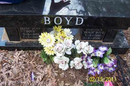 BOYD, DOMINICK - Pulaski County, Arkansas | DOMINICK BOYD - Arkansas Gravestone Photos