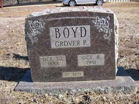 BOYD, GROVER P - Pulaski County, Arkansas | GROVER P BOYD - Arkansas Gravestone Photos