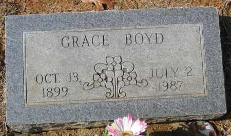 BOYD, GRACE - Pulaski County, Arkansas | GRACE BOYD - Arkansas Gravestone Photos
