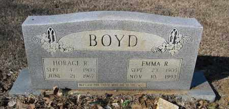 BOYD, EMMA R - Pulaski County, Arkansas | EMMA R BOYD - Arkansas Gravestone Photos