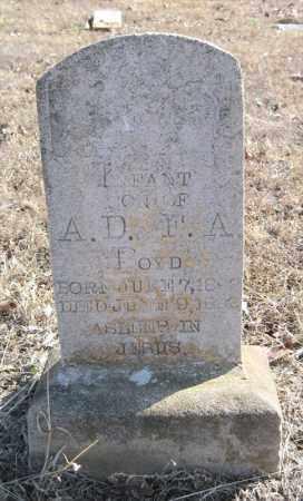BOYD, INFANT SON - Pulaski County, Arkansas | INFANT SON BOYD - Arkansas Gravestone Photos