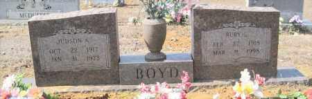 BOYD, RUBY L - Pulaski County, Arkansas | RUBY L BOYD - Arkansas Gravestone Photos