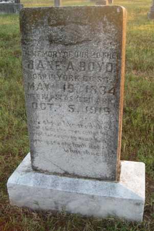 BOYD, JANE A - Pulaski County, Arkansas | JANE A BOYD - Arkansas Gravestone Photos
