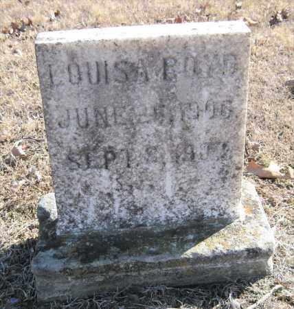 BOYD, LOUISA - Pulaski County, Arkansas | LOUISA BOYD - Arkansas Gravestone Photos