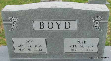 BOYD, RUTH - Pulaski County, Arkansas | RUTH BOYD - Arkansas Gravestone Photos