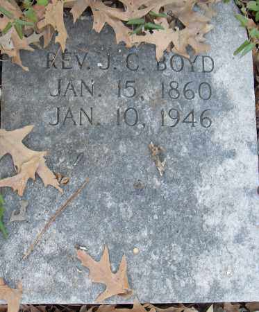 BOYD REV, J C - Pulaski County, Arkansas | J C BOYD REV - Arkansas Gravestone Photos