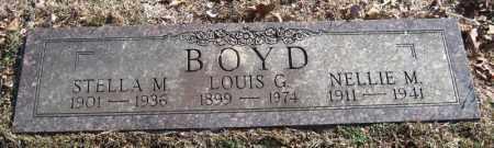BOYD, STELLA M - Pulaski County, Arkansas | STELLA M BOYD - Arkansas Gravestone Photos