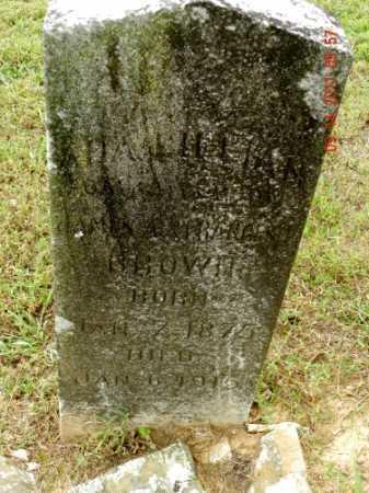 BROWN, ADA LILLIAN - Pulaski County, Arkansas | ADA LILLIAN BROWN - Arkansas Gravestone Photos