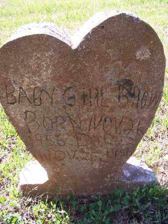 BROWN, BABY GIRL - Pulaski County, Arkansas | BABY GIRL BROWN - Arkansas Gravestone Photos