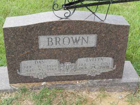 BROWN, EVELYN - Pulaski County, Arkansas | EVELYN BROWN - Arkansas Gravestone Photos