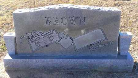 "BROWN, DUANE ""DOODLE"" - Pulaski County, Arkansas | DUANE ""DOODLE"" BROWN - Arkansas Gravestone Photos"