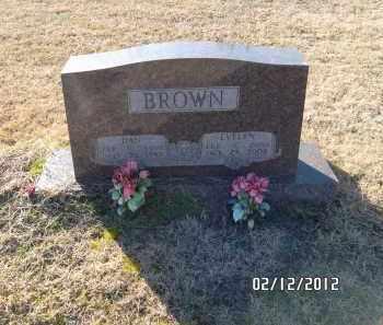 BROWN, DAN - Pulaski County, Arkansas   DAN BROWN - Arkansas Gravestone Photos