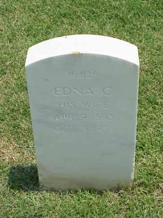 BROWN, EDNA C - Pulaski County, Arkansas | EDNA C BROWN - Arkansas Gravestone Photos