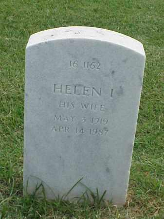BROWN, HELEN I - Pulaski County, Arkansas | HELEN I BROWN - Arkansas Gravestone Photos