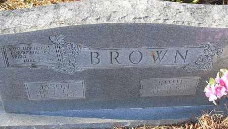 BROWN, RUTH - Pulaski County, Arkansas   RUTH BROWN - Arkansas Gravestone Photos